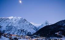 Sạt lở tuyết ở núi Alps: giải cứu 150 du khách