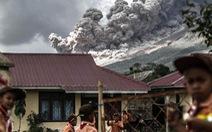 Những hình ảnh núi lửa phun trào ám ảnh trong năm 2017