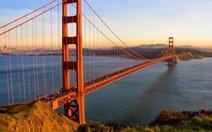Chiêm ngưỡng Cổng vàng - cây cầu lừng danh nhất nước Mỹ