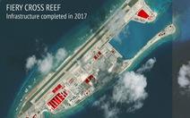 Năm 2017, Trung Quốc đã làm gì trên Biển Đông?