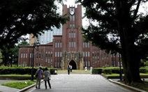 Xếp hạng các trường đại học: vì sao Nhật bị văng ra ngoài?