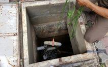 Nước giếng và các nguy cơ về sức khỏe