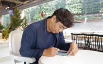 Galaxy Note FE: người tình thông minh của giới quảng cáo sáng tạo