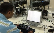Hơn 7.000 máy đào tiền ảo đã nhập vào TP.HCM