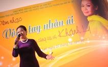 Ca sĩ Khánh Ly cháy đêm nhạc Trịnh với sinh viên Đà Lạt