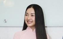 Thí sinh Hoa hậu Việt Nam làm Nàng thơ xứ Huế