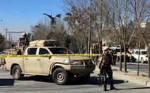 Nổ liên tiếp ở thủ đô Afghanistan, ít nhất 40 người chết