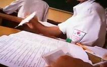 Bộ Giáo dục 'làm mới' cuộc vận động 'Hai không'
