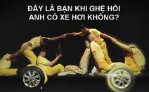 Clip quảng cáo xe hơi gây ấn tượng mạnh với người mua xe
