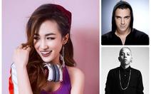 DJ thế giới Ummet Ozcan 'đếm ngược' cùng công chúng Hà Nội