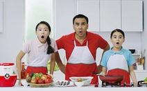 Sunhouse chia sẻ thông điệp yêu thương tới từng căn bếp