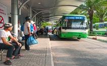 Xử lý lấn chiếm nhà chờ xe buýt quanh Thảo Cầm Viên