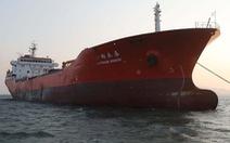 Hàn Quốc bắt tàu Trung Quốc chở dầu cho Triều Tiên