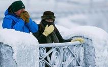 Lạnh -50 độ, Canada hủy nhiều sự kiện mừng năm mới