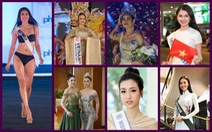 Hoa hậu 2017 - một năm rối bời của nhan sắc Việt