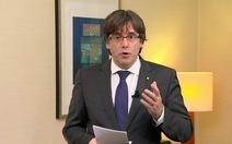 Tây Ban Nha phát lệnh truy nã thủ hiến Catalonia bị phế truất