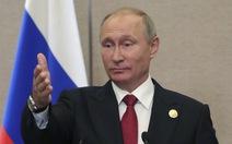 Tổng thống Putin lôi chính phủ Mỹ ra tòa