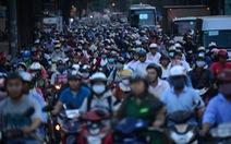 Tình trạng ùn tắc giao thông TPHCM vẫn diễn biến phức tạp