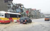 Quảng Ninh: Mưa lớn, nhiều điểm ngập sâu