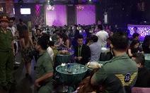 TP.HCM tổng kiểm tra quán bar, vũ trường