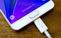 Samsung phát triển thành công công nghệ sạc pin siêu nhanh