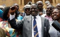 Hôm nay Kenya tiến hành bầu cử tổng thống lại