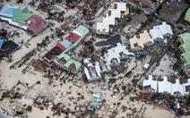 Nhiều nơi chỉ còn đống đổ nát vì bão Irma