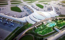 Trao 3 đồng giải nhất thiết kế nhà ga sân bay Long Thành