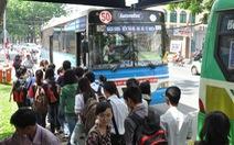 TP.HCM tăng hàng trăm chuyến xe buýt phục vụ Tết Nguyên đán