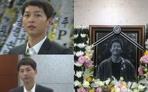 Song Joong Ki hoãn tuần trăng mật đến viếng Kim Joo Hyuk