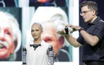 Saudi Arabia cấp quyền công dân cho robot nữ