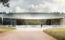 Apple xây nhà hát Steve Jobs 1.000 chỗ dưới lòng đất