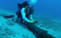 21-4 dự kiến sửa xong cáp quang biển AAG