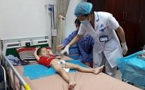 Hàng chục trẻ bị sùi mào gà là do dụng cụ y tế bẩn