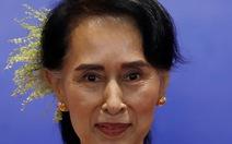 Bà San Suu Kyi tới Rakhine giải quyết vấn đề người Rohingya
