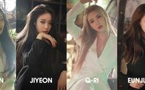 Hãy mang áo mưa và dù đến concert của T-ara