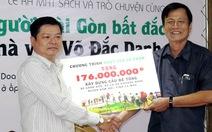 'Người Sài Gòn bất đắc dĩ' bán hơn 1.000 bản ngày ra mắt