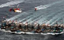 18.000 tàu cá Trung Quốc lại tràn xuống Biển Đông
