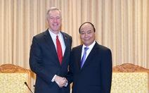 Ông Ted Osius ở lại Việt Nam sau khi thôi làm đại sứ
