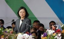 Bất chấp Trung Quốc phản đối, lãnh đạo Đài Loan vẫn tới Hawaii