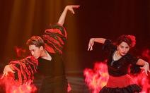 Thanh Huyền, Nhất Thống, Quang Duy vào chung kết Bước nhảy ngàn cân
