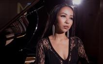 Thảo Trang lần đầu hát cho bạn trai đã khuất