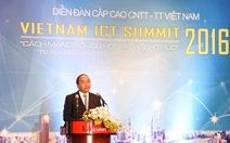 Thủ tướng Chính phủ sẽ tham dự Vietnam ICT Summit