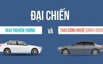Toàn cảnh những 'bất công' trong đại chiến taxi