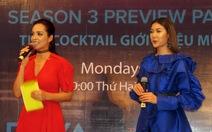 Á hậu Thúy Vân làm stylist chương trình How do I look? Asia