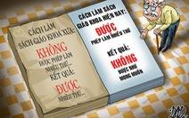 Muốn tiếng Việt chuẩn, phải bỏ từ địa phương