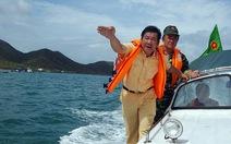 Xót xa hành trình tìm kiếm thi thể nạn nhân trên vịnh Vân Phong