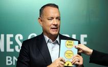 Tom Hanks ra mắt tập sách 17 truyện ngắn
