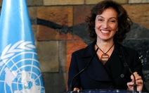 Tân tổng giám đốc UNESCO sẽ kêu gọi Mỹ, Israel ở lại