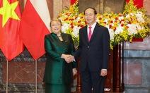Tổng thống Chile thăm cấp Nhà nước đến Việt Nam